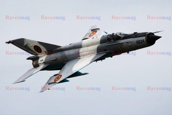 جنگنده میگ21