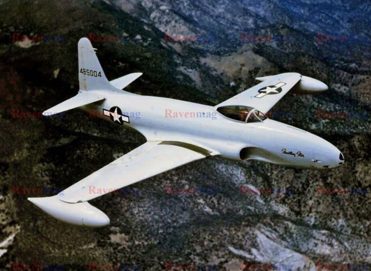 جنگنده پی80