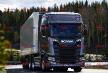 کامیون 13 لیتری یورو6