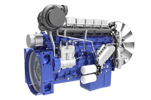 موتور 400 اسبی آمیکو 2640